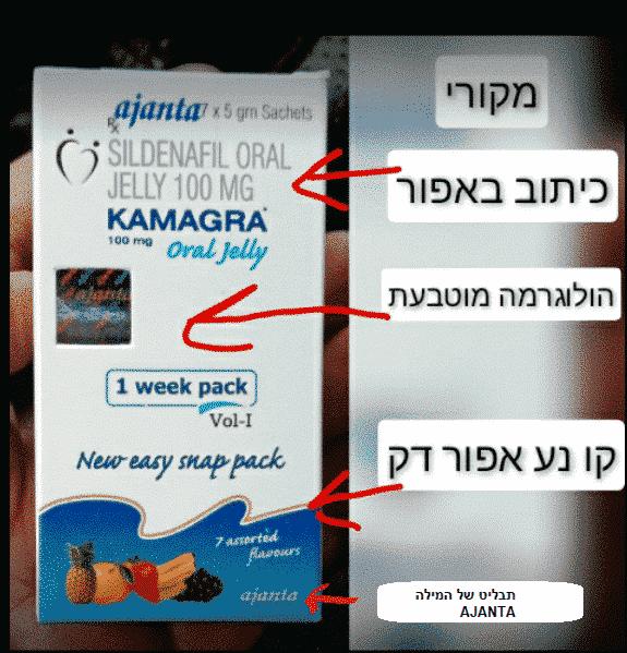 קמגרה מקורית איך לזהות